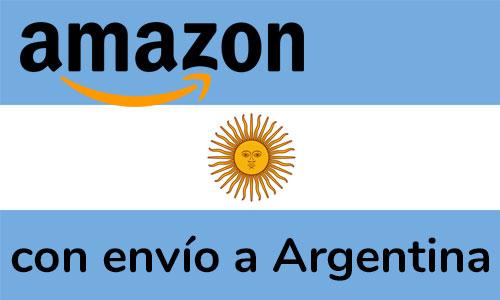 Comprar en Amazon España con Envío a Argentina