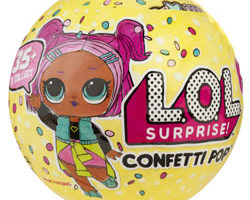 LOL Surprise Serie 3 Confetti Pop Pets LIL Sisters